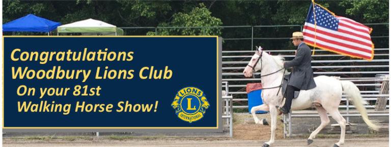81st Lions Club Horse Show
