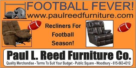 Paul Reed Furniture